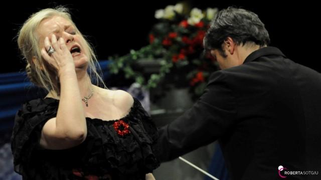 Casta Diva omaggio a Maria Callas @ Teatro Manzoni Monza 2014