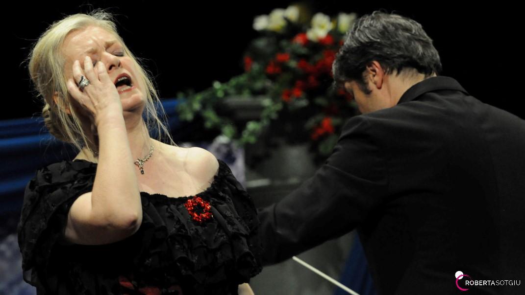 Casta Diva, omaggio a Maria Callas – 25 ottobre 2014 – Teatro Manzoni, Monza
