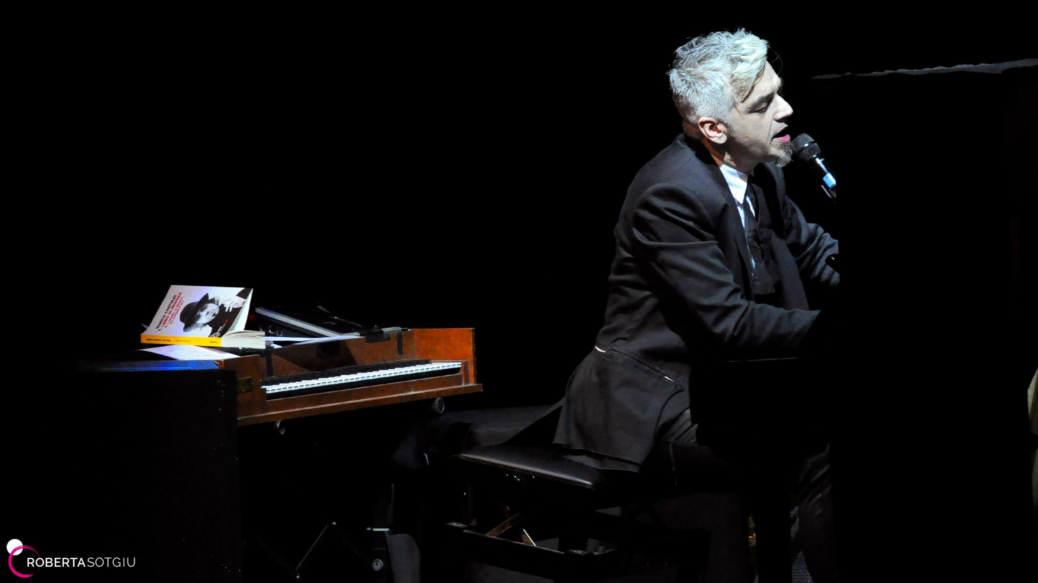 Il libro di Morgan dal vivo – 3 marzo 2015 – Teatro F. Parenti, Milano