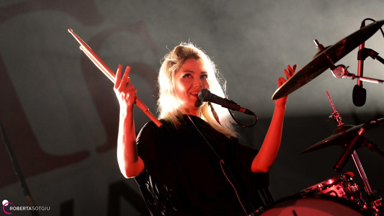 Beatrice Antolini – Lilith Festival – 30 maggio 2015 – Porto Antico, Genova