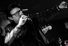 Garbo Luca Urbani & band @ Raindogs House Savona 2016