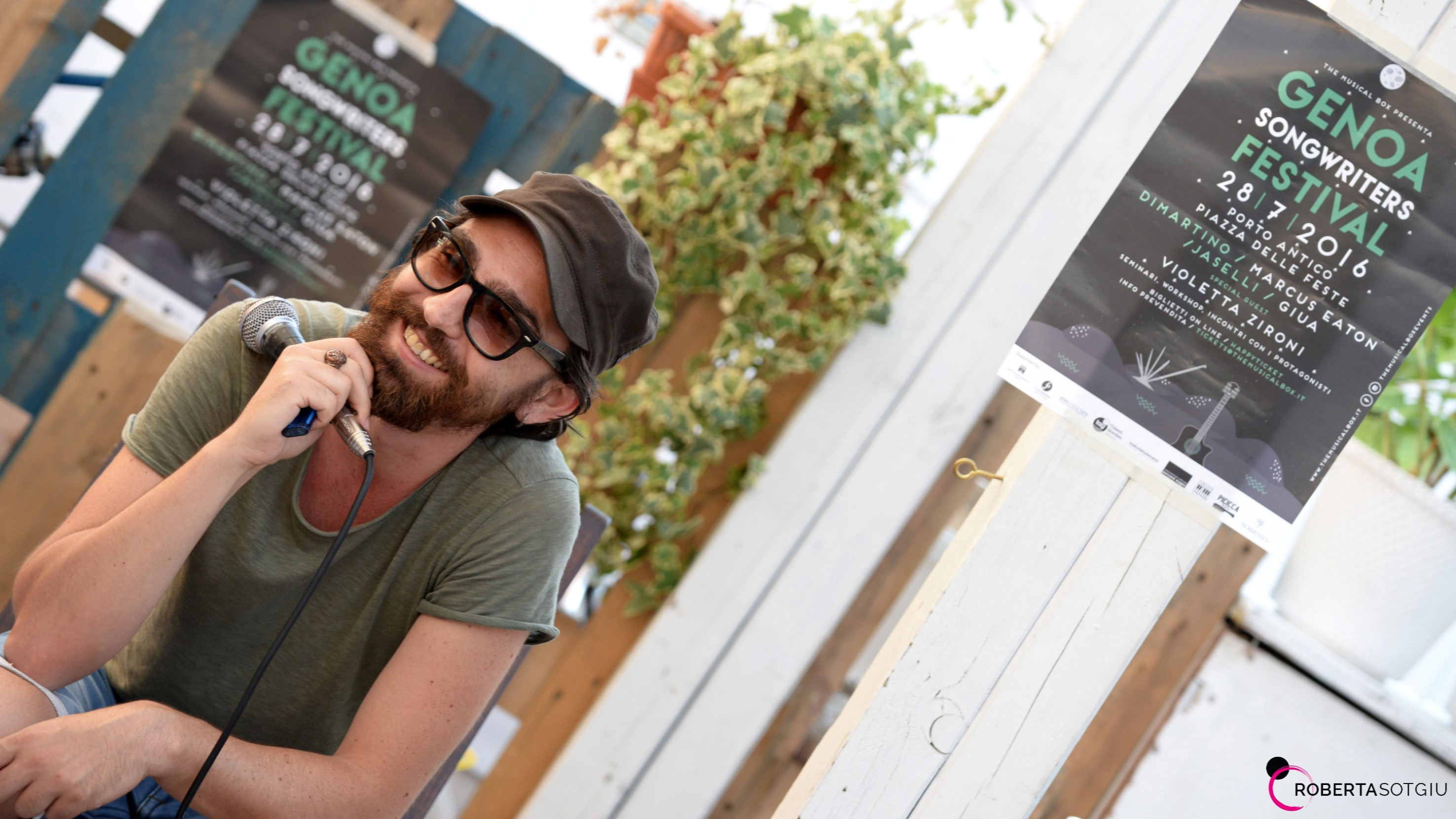Genoa Songwriters Festival – 28 luglio 2016 – Porto Antico, Genova