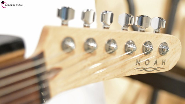 Noah Guitars presenta NuNoah 2016 Milano