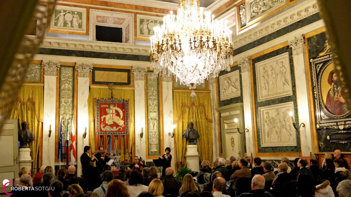 Armonie del '700 – 04 dicembre 2016 – Palazzo Tursi, Genova
