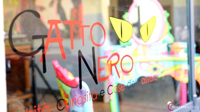 Il Gatto Fluo @ Il Gatto Nero Asti 2017