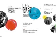 Livio Magnini @ The Next Nest - Triennale di Milano 2016