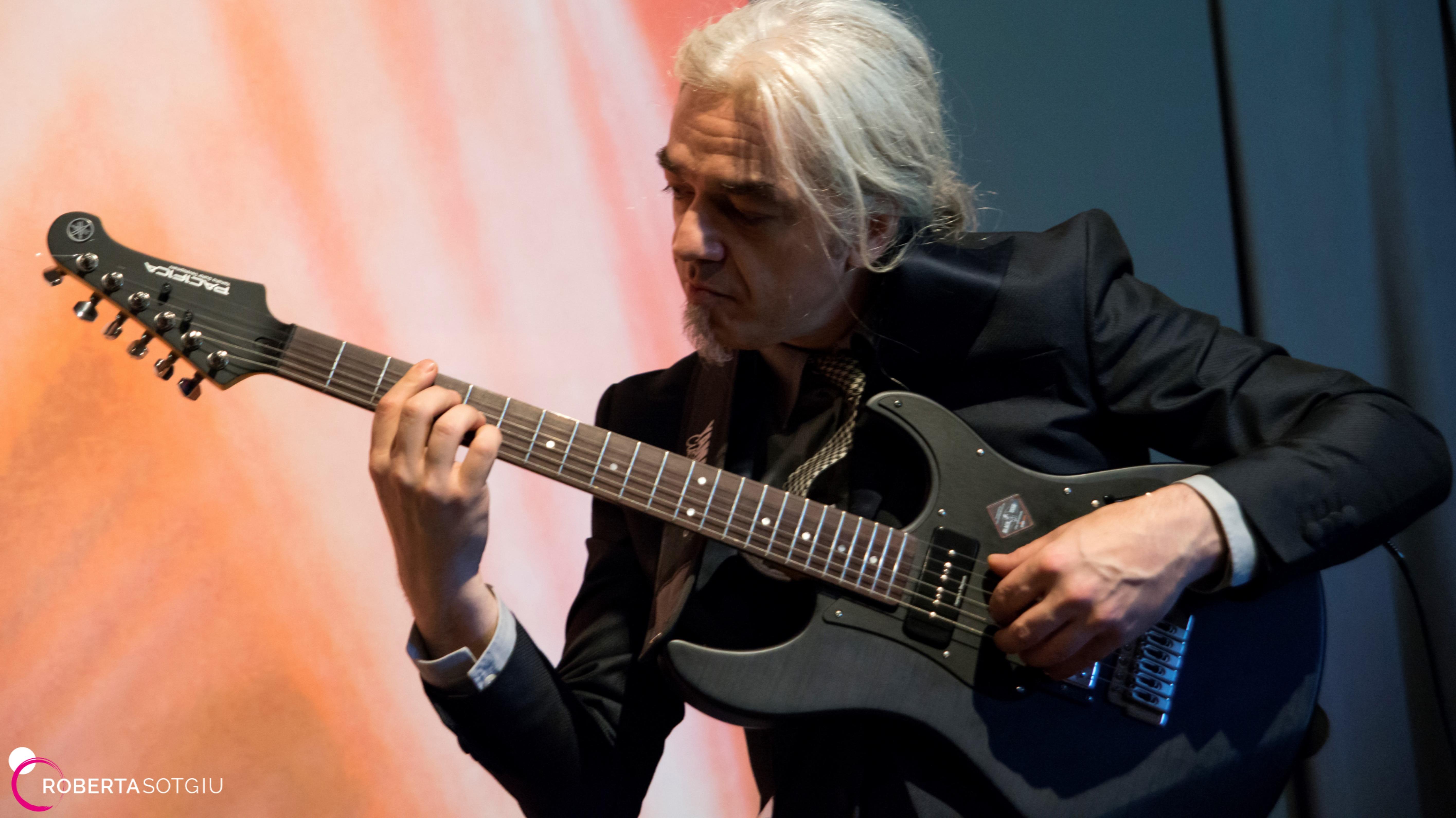 Morgan e Ivano Fossati a Paganini Rockstar – 16 novembre 2018 – Palazzo Ducale, Genova
